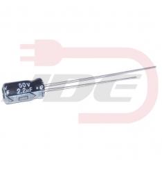 Kondenzátor 2,2uF 50V