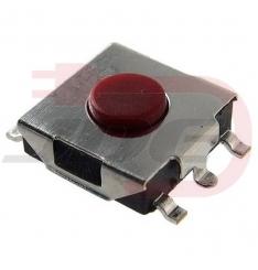 Mikrospínač SMD 6x6x3,1 mm