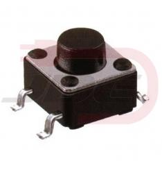 Mikrospínač SMD 6x6x5 mm