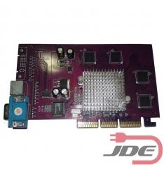 Grafická karta GeForce4 MX...