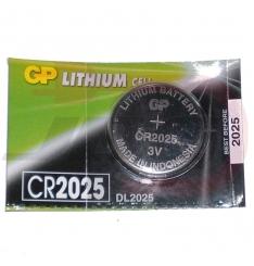Batéria GP Gombíková CR2025...