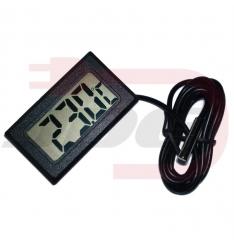 Panelový LCD teplomer
