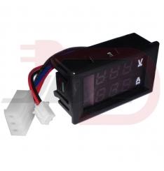 Voltmeter - Ampermeter v...