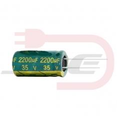 Kondenzátor 2200uF 35V