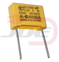 Kondenzátor 100nF/275V MKP X2