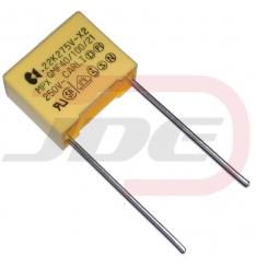 Kondenzátor 220nF/275V MPX X2