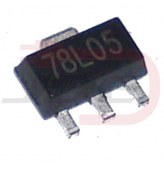 Stabilátor 78l05 - SOT89