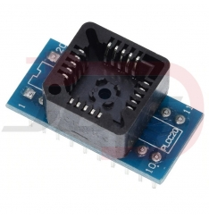 Adapter PLCC20 na DIP20