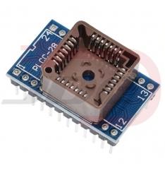 Adapter PLCC28 na DIP24