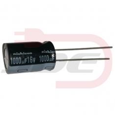 Kondenzátor 1000uF 16V