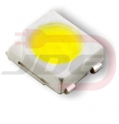 LED SMD biela studená 3528