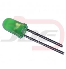 LED 5mm zelená 30mcd