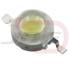 LED 1W studená biela 110lm
