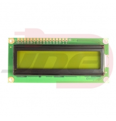 Display LCD 16x2 - zelená