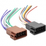 Autorádio - ISO konektory