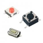 Mikrospínače SMD / do DPS